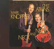Chet Atkins And Mark Knopfler / Neck And Neck - MINT