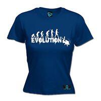 Scuba Evolution LADIES T Shirt tee gift present snorkelling divers diving dive