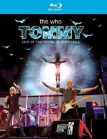 The Who - Tommy Live at the Royal Albert Hall (NEW BLU-RAY)