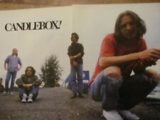 Candlebox, Two Page Pinup Poster