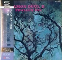 AMON DUUL II-PHALLUS DEI-JAPAN MINI LP SHM-CD BONUS TRACK H25