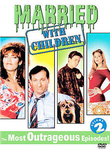 Married with Children: Vol. 2-Most Ourtageous Epis DVD