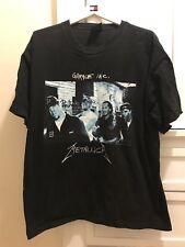 Vintage 1998 Metallica Garage Inc T Shirt Mens Size XL GIANT