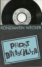 """Konstantin Wecker - Prost Deutschland (1990) GERMANY 7"""" PROMO"""
