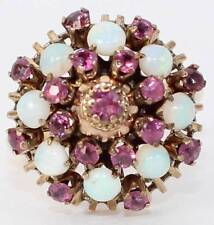 Opal Victorian (1837 - 1901) Fine Rings