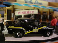 2018 COFFEE CRUISERS 1956 BUICK CENTURY State POLICE☆Black;'56☆Matchbox LOOSE