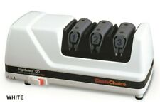 New listing Chefs Choice EdgeSelect 120 Knife Sharpener Diamond Hone Electric Great cond