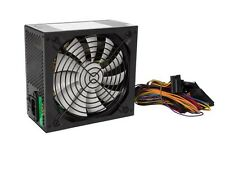 ALIMENTATION ALIM PC ORDINATEUR PRO ATX 600W 12V V2.3 INTEL AMD NVIDIA SATA