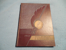 Harris Teachers And Junior College St Louis MO The Torch Yearbook School 1943