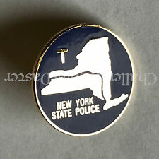 New York State Police TROOP T Lapel Pin
