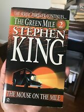 Green Mile Part 2: The Mouse on the Mile by Stephen King, Paperback, Great Cond!