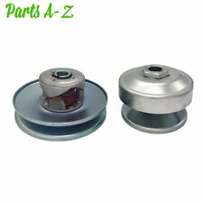 "40 Series Torque Converter 3/4"" Driven Bore 1"" Driven Clutch Pulley Set Comet"