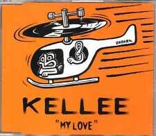 Kellee - My Love - CDM - 1995 - House Eurohouse 6TR EastWest