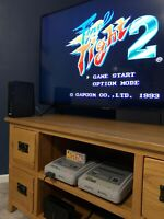 Final Fight 2 Snes Super Nintendo Cart Only