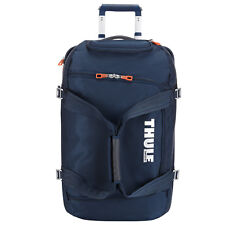 Thule Crossover 56l / Litre Rolling Duffel Bag - Stratus Dark Blue