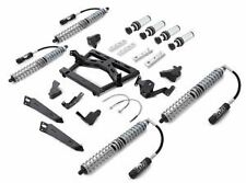 Rubicon Express Extreme-Duty 4-Link Long Arm Coilover Kit with Airbumps JK444CC