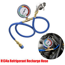 R134a Recharge Hose Gas Can Pipe Fit For R-12 R-22 Refrigerant Bottle Opener
