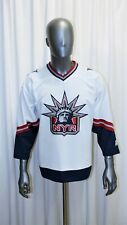 Maillot Hockey Jersey NHL New York Rangers Starter taille L Youth 14/16 ans