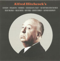 *NEW* CD Soundtrack - Alfred Hitchcock - Greatest (Mini LP Style card Case)
