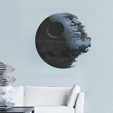 DIY Death Star Star Wars Wall Sticker Decal Vinyl Art Mural Home Decor Removable