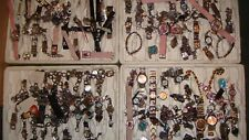 TRADE ONLY JOB LOT OF 100 X  mixed PLAYBOY WATCHES 100% GEN ,..,