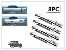 FOR Chevy Malibu/Cruze/Camaro/Sonic/Volt/Aveo  CHROME DOOR HANDLE COVER COVERS