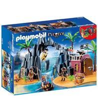 Playmobil isla del tesoro pirata