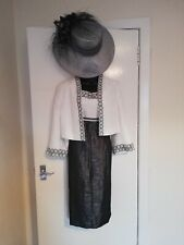 STUNNING DESIGNER MOTHER OF THE BRIDE OUTFIT 14