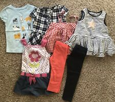 Size 4-5 Girls Clothing Lot 7 Pieces