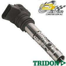 TRIDON IGNITION COIL FOR Volkswagen Polo 10/05-06/10, 4, 1.8L BJX