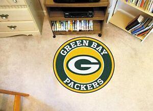 Green Bay Packers Round Rug Area Rug Living Room Bedroom Home Floor Mat Carpet