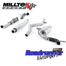 """Milltek Turbo Arrière D'échappement Megane RS250 RS265 Coupe 3"""" A résonné Inc Cat SSXRN417"""
