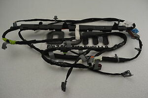 15-18 Chevrolet Silverado GMC Sierra 2500HD 3500 Cab Light Wiring Harness new OE