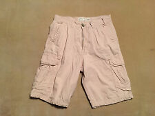 """Mens SoulCal Cargo Shorts Size 30"""" Waist, 11"""" Inseam Good Condition"""