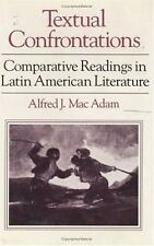 Textual Confrontations: Comparative Readings in Latin American Literat-ExLibrary