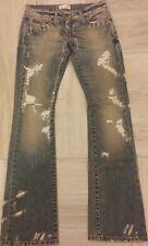 Abbigliamento moda DONNA pantalone JEANS SEXY WOMAN offerta made in italy