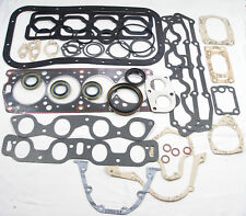 Fiat 124 Spider 1800 / 2000 Carbureted USA Engine Gasket Set,  New