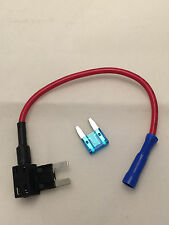 Mini ATM Fuse adapter ADD A CIRCUIT + 15A fuse