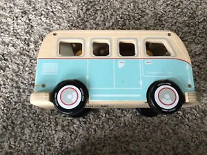 Wooden Campervan And Wooden Pet House