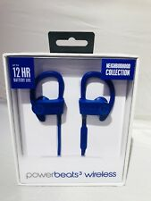 Beats Powerbeats3 Wireless Earphones, Break Blue MQ362LL/A