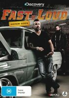 Fast N' Loud: Rockin' Rides (Discovery Channel) = NEW DVD R4