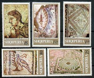 Albania, 1969, mi 1396-00, set MNH