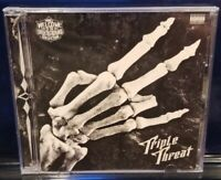 Twiztid Blaze Ya Dead Homie - Triple Threat CD jarren benton insane clown posse