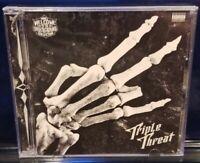 Twiztid Blaze Ya Dead Homie - Triple Threat CD jarren benton insane clown posse