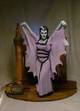 """LILY MUNSTER 9"""" STATUE w STAIRCASE Professional Build & Paint Fairbanks"""