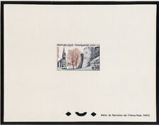 épreuve de luxe    congrès de Caen     de  1963   num: 1389