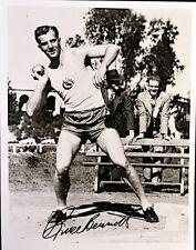 BRUCE BENNETT (Herman Brix) d.2007 Olympic Silver Metal Shot Put 1928 Olympics