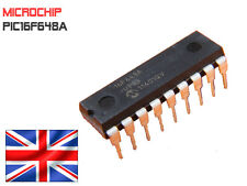 Microchip PIC16F648A-I/P Microcontroller 16F648A - BRAND NEW - UK SELLER