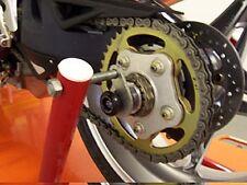MOTORCYCLE R&G RACING PADDOCK STAND HOOKS MICRON CHAMPION SCORPION