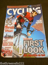 CYCLING PLUS - 585 SUPERBIKE ON TEST - DEC 2004